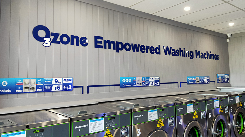 ozone washing machines huebsch australia